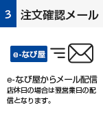 注文確認メール